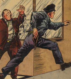 Image for Crime Comics And Books
