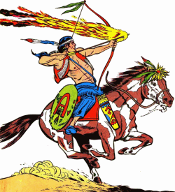 Image for Native Americans Comics And Books