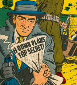 Image for Spy/Espionage Comics And Books