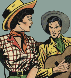 Image for Western Romance Comics And Books