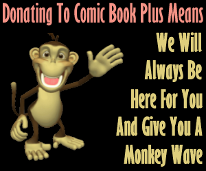 Comic Book Plus Advertising Banner