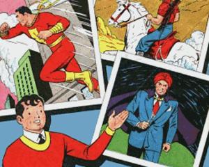 Captain Marvel Junior showing current titles