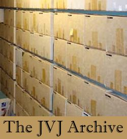 Logo For The JVJ Archive