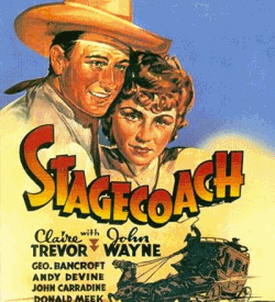Stagecoach Film Poster