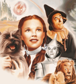 The Wizard Of Oz Film Poster