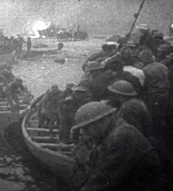 The Dunkirk evacuation