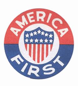 America First Logo