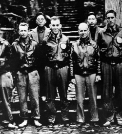 Some of the Doolittle Raiders