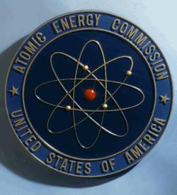 U.S. Atomic Energy Commission logo