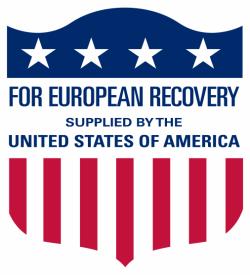 U.S. Marshall Plan Aid Logo
