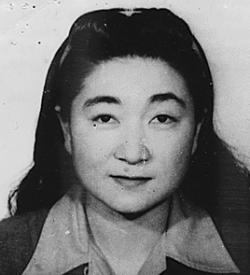 Iva Toguri mugshot