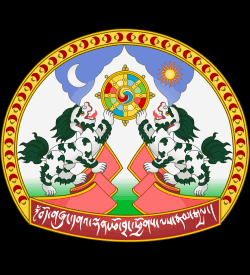 Tibetan Coat of Arms