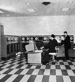 A UNIVAC I computer