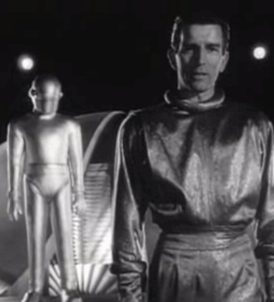 Screenshot of The Day the Earth Stood Still