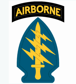 Insignia of the US Army Special Forces