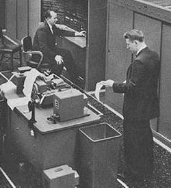 The UNIVAC 1103