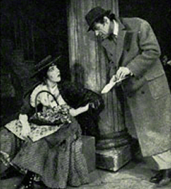Photograph of the original My Fair Lady production