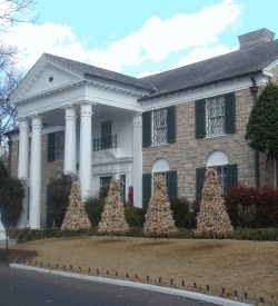 Photograph of Graceland