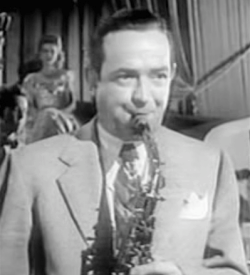 Photograph of Jimmy Dorsey