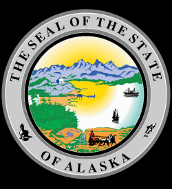 The Official Seal of Alaska