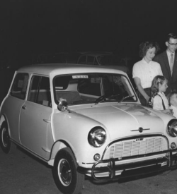 An original Morris Mini Minor