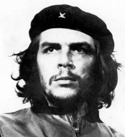 Iconic Photograph of Che Guevara