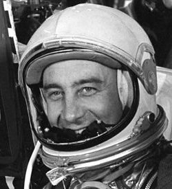 Gus Grissom Before Launch