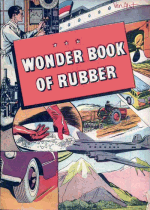 Cover For Wonder Book of Rubber