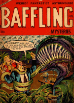 Cover For Baffling Mysteries