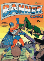 Cover For Banner Comics
