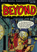 Cover For The Beyond