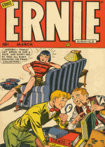 Cover For Ernie Comics