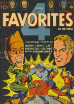Cover For Four Favorites