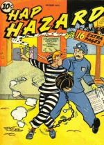 Thumbnail for Hap Hazard Comics