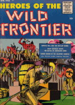 Cover For Heroes of the Wild Frontier