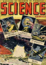 Thumbnail for Science Comics