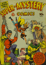 Thumbnail for Super-Mystery Comics