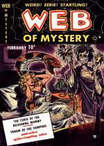 Thumbnail for Web of Mystery