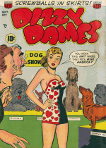 Cover For Dizzy Dames