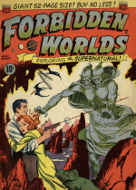 Thumbnail for Forbidden Worlds