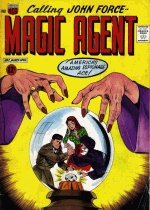 Cover For Magic Agent