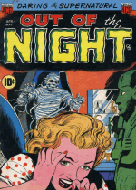 Cover For Out of the Night