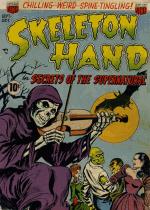 Cover For Skeleton Hand