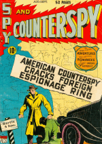 Cover For Spy and Counterspy
