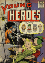 Cover For Young Heroes