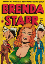 Cover For Brenda Starr