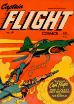 Thumbnail for Captain Flight Comics