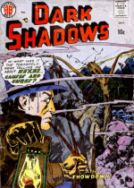 Cover For Dark Shadows