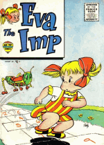 Cover For Eva The Imp