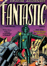 Thumbnail for Fantastic Comics